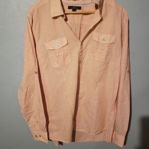 Marc Anthony casual button down shirt size XL